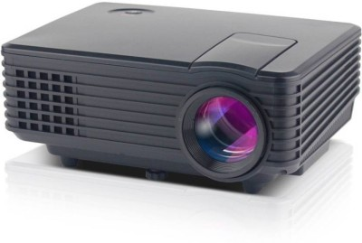 Mezire ™RD805 Portable Projector ( Black) Portable Projector(Black)