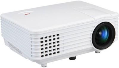 Mezire ™RD805 Portable Projector (White, Black) Portable Projector(Multicolor)