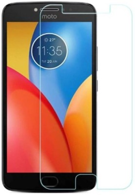 Zootkart Impossible Screen Guard for Motorola Moto E4 Plus(Pack of 1)