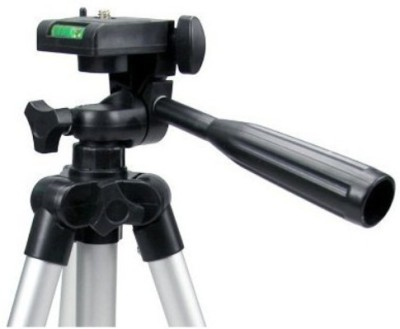 ROAR ZYK_480Z_3110 Camera Tripod smart phones compatiable Portable tripod with bluetooth remote||360 degree tripod|| Foldable triopod|| Camera stand|| Mobile Tripod|| Camcorder tripod|| Camera mount|| Extendable tripod||Three-Dimensional Head & Quick Release Plate|| Compatible with android & IOS sma 1