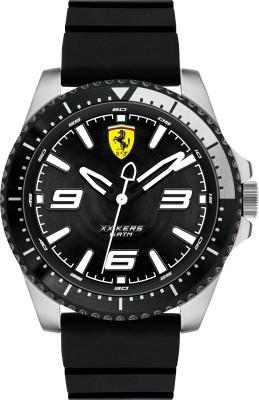 Scuderia Ferrari 0830464 XX KE Analog Watch  - For Men at flipkart