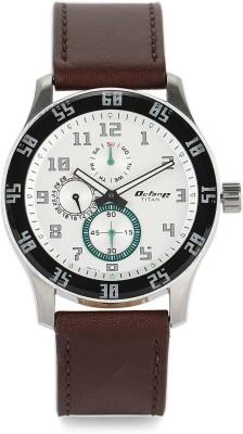 Titan 1632SL01 Octane Analog Watch   For Men Titan Wrist Watches