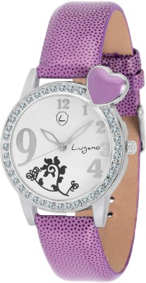 Lugano DE2018 Boutique Collection Analog Watch  - For Women