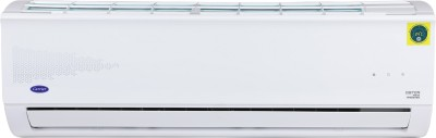 Carrier 1.5 Ton 5 Star Split Inverter AC  - White(18K 5 Star Ester Neo Hybridjet Inverter R32 (I015) / 18K 5 Star Hybridjet Inverter R32 ODU (I015), Copper Condenser)