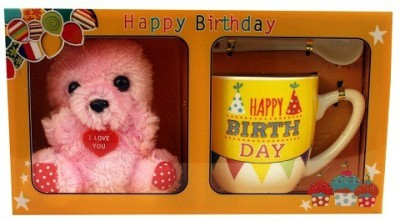 Aarmella Happy Birthday Combo(Set of 1)