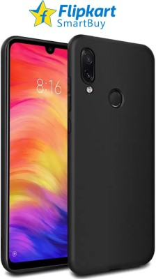 Flipkart SmartBuy Back Cover for Realme XT(Black, Grip Case)