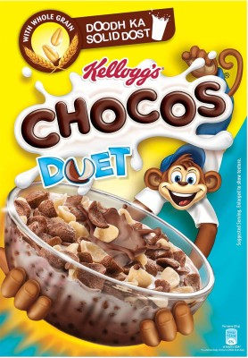Kellogg's Chocos Duet(375 g, Box)