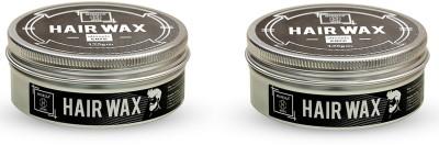 MIRELLA HYPE Hair Wax White 2 Pack combo for men Hair Styler Hair Wax(250 g)