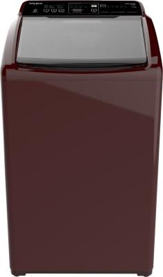 Whirlpool 7.5 kg Fully Automatic Top Load Washing Machine Maroon(WHITEMAGIC ELITE 7.5 WINE 10YMW) (Whirlpool)  Buy Online
