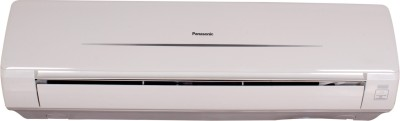 View Panasonic 1.2 Ton 3 Star Split AC  - White(CS-LC18UKY/CU--LC18UKY, Copper Condenser)  Price Online