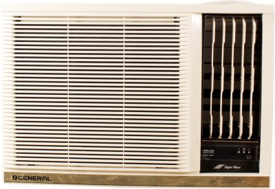 O-General 1.5 Ton 3 Star Window AC  - White(AXGT18FHTC-B, Copper Condenser)