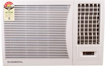 O-General 1.1 Ton 4 Star Window AC  - White(AMGB12FAWA-V, Copper Condenser)