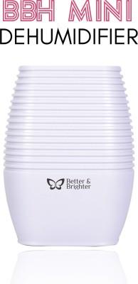ABSORBIA Mini Dehumidifier Portable Room Air Purifier(White)