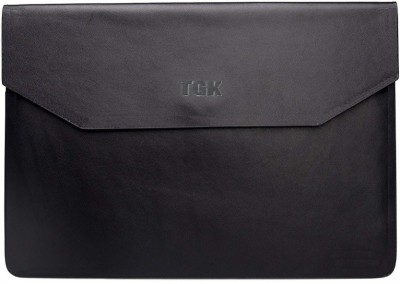 TGK Pouch for Apple iPad 2, iPad 3, iPad 4 Premium Leather Sleeve Bag Carrying Protective Tablet Case Cover(Black, Shock Proof)