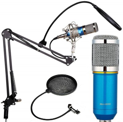 """BOYA By-m1 3.5mm Electret Condenser Microphone with 1/4\"""" Adapter for Smartphones, Dslr, Camcorders Microphone"""
