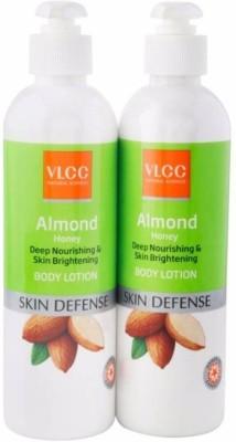 VLCC Almond Honey Deep Nourishing & Skin Brightening Body Lotion
