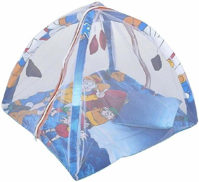 kanha creation Polyester Kids cover167 Mosquito Net(Multicolor)