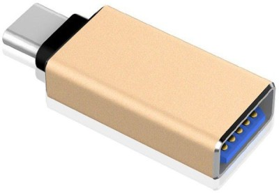 Shaarq USB Type C OTG Adapter(Pack of 1)