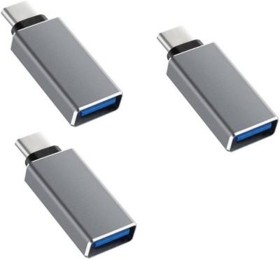 BLENDIA USB Type C OTG Adapter(Pack of 1)