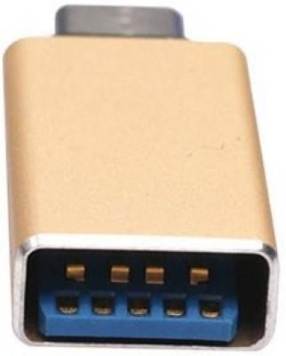 Teleform USB Type C OTG Adapter(Pack of 1)