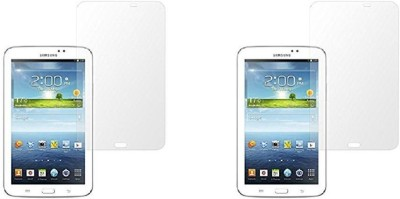 MudShi Impossible Screen Guard for Samsung Galaxy Tab 3 T211(Pack of 2)