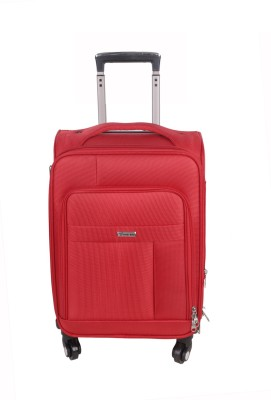 TIMES BAGS Neo 4 Wheels Expandable Cabin Luggage   20 inch TIMES BAGS Suitcases