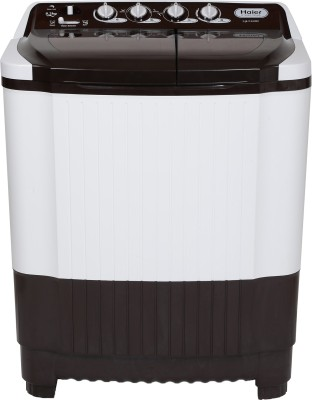 Haier 8.2 kg Semi Automatic Top Load Washing Machine Brown, White(HTW82-185VA) (Haier)  Buy Online