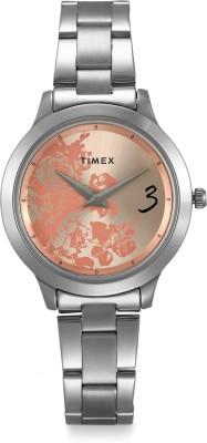 TIMEX TI000T60100 Analog Watch   For Women TIMEX Wrist Watches