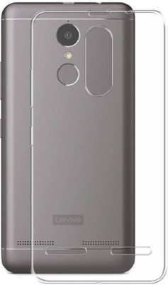 SRAVALIKA Back Cover for Lenovo Vibe K5 Note(transparent, Dual Protection)