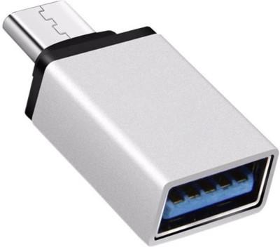 Huckster USB Type C OTG Adapter(Pack of 1)