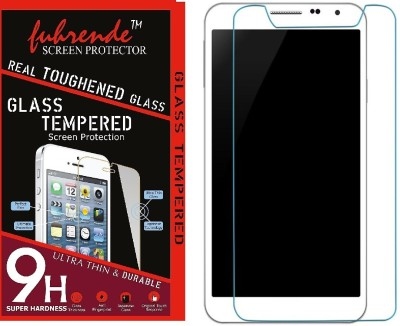 Desirtech Tempered Glass Guard for Karbonn Aura Sleek 4G(Pack of 1)