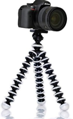 ROAR XCN_474X_Gorilla Tripod smart phones compatiable Portable tripod with bluetooth remote||360 degree tripod|| Foldable triopod|| Camera stand|| Mobile Tripod|| Camcorder tripod|| Camera mount|| Extendable tripod||Three-Dimensional Head & Quick Release Plate|| Compatible with android & IOS smart p 1
