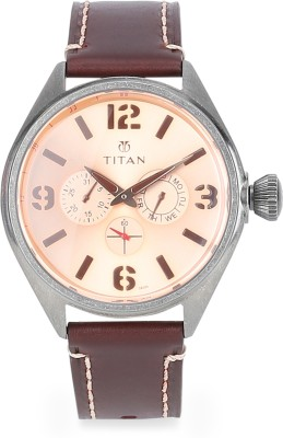 Titan Purple 9478QL04J Analog Watch (9478QL04J)