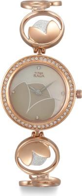 Titan NH2539KM01 Raga Analog Watch   For Women Titan Wrist Watches