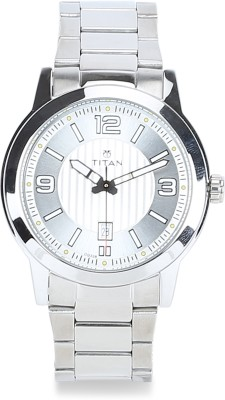 Titan 1730SM01 Analog Watch   For Men Titan Wrist Watches