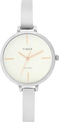 TIMEX TWEL12806 Fashion Analog Watch   For Women TIMEX Wrist Watches