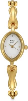 TitanNN2370YM03 Raga Analog Watch   For Women