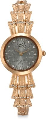 Titan 95044WM01J Raga Analog Watch - For Women