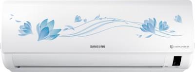Samsung 2 Ton 3 Star BEE Rating 2018 Split AC - White(AR24NV3HETU, Alloy Condenser) 1
