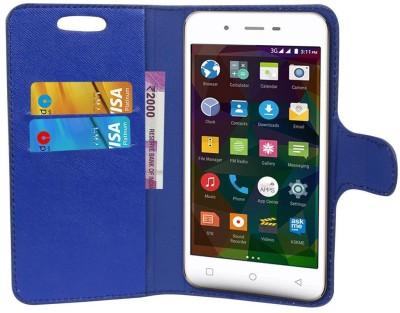 CHAMBU Flip Cover for BSNL Penta Smart PS501(Blue, Hard Case)