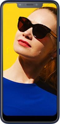 Infinix Hot S3X (Aqua Blue, 32 GB)(3 GB RAM)