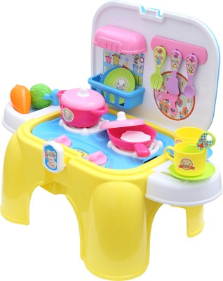 Miss & Chief KITCHEN CHAIR WITH LIGHT & SOUND at flipkart