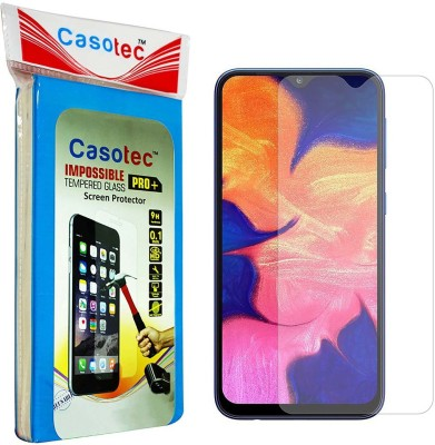 Casotec Impossible Screen Guard for Samsung Galaxy A10(Pack of 1)