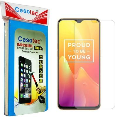 Casotec Impossible Screen Guard for Realme U1(Pack of 1)