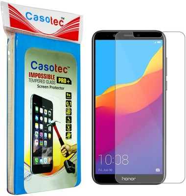 Casotec Impossible Screen Guard for Honor 7C(Pack of 1)