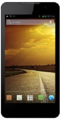 44Mob Impossible Screen Guard for Micromax Canvas Blaze 5.0(Pack of 1)