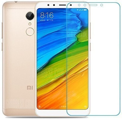 Hrb Production Tempered Glass Guard for Mi Redmi Note 5