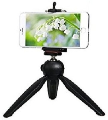 ROAR HSB_690K_YT-228 Tripod smart phones compatiable Portable tripod with bluetooth remote||360 degree tripod|| Foldable triopod|| Camera stand|| Mobile Tripod|| Camcorder tripod|| Camera mount|| Extendable tripod||Three-Dimensional Head & Quick Release Plate|| Compatible with android & IOS smart ph 1