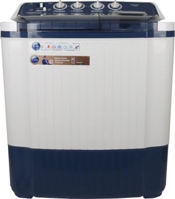 Lloyd 7.2 kg Semi Automatic Top Load Washing Machine White, Blue(LWMS72BP) (Lloyd)  Buy Online