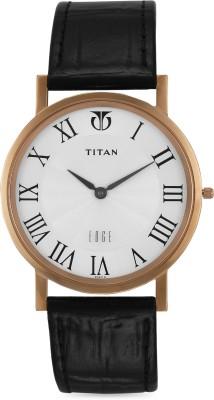 Titan NN1595WL01 Edge Analog Watch - For Men